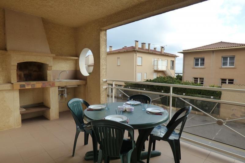 Sale apartment Valras plage 140000€ - Picture 1