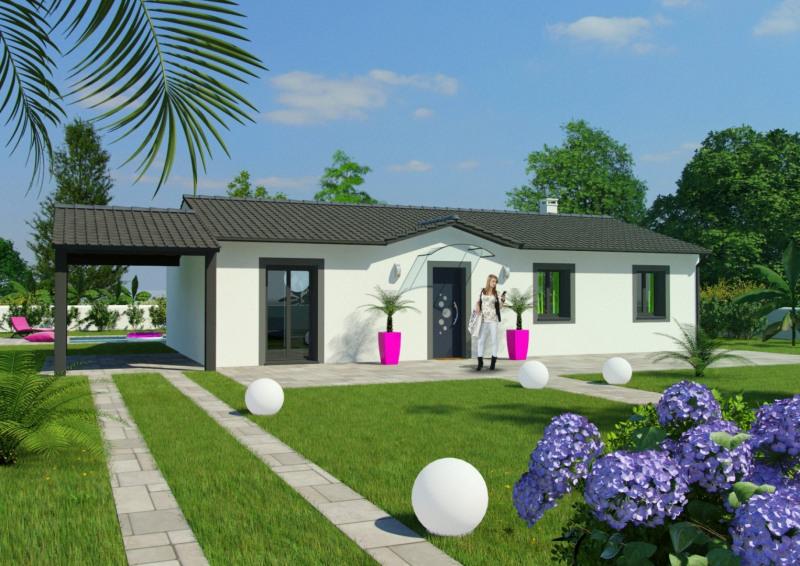 Maison  5 pièces + Terrain 1410 m² Lamothe-Capdeville par maisons coté soleil