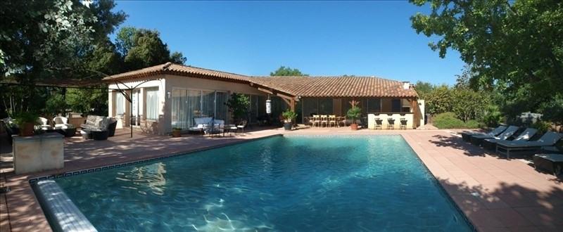 Immobile residenziali di prestigio casa Le cannet des maures 2625000€ - Fotografia 1