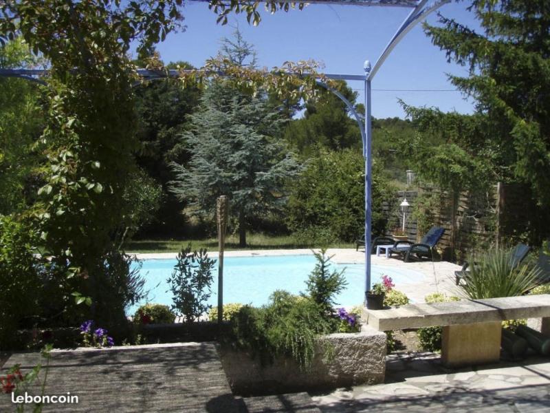 Deluxe sale house / villa Rognes 577500€ - Picture 2