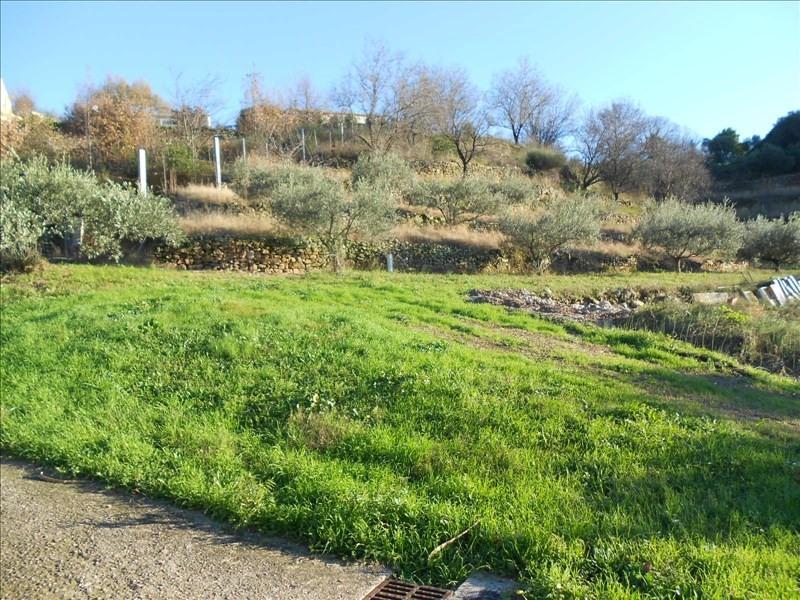 Vente terrain Lodeve 97000€ - Photo 2