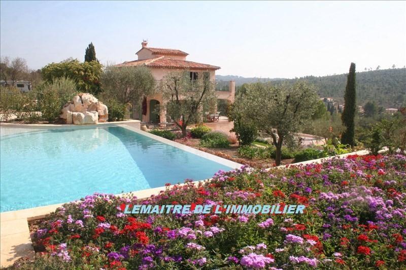 Vente de prestige maison / villa Le tignet 890000€ - Photo 3