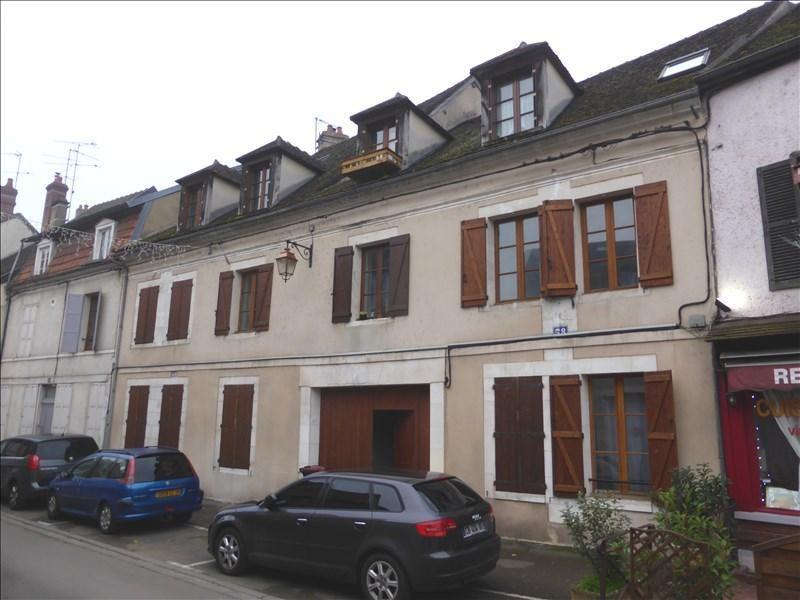 Rental apartment Auxerre 425€ CC - Picture 1