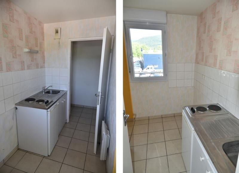 Rental apartment Bellignat 363€ CC - Picture 3