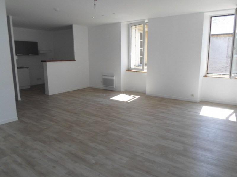 Location appartement Isigny sur mer 486€ CC - Photo 1