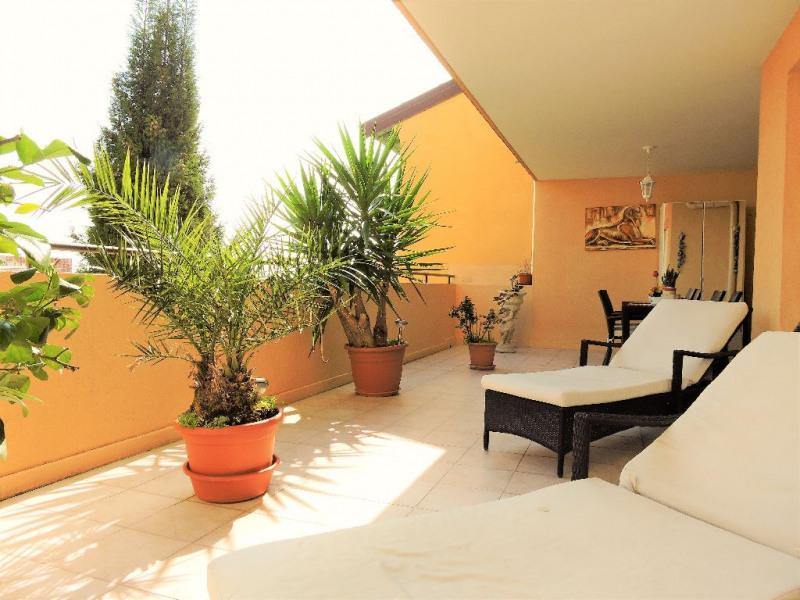 Sale apartment Beausoleil 499000€ - Picture 1
