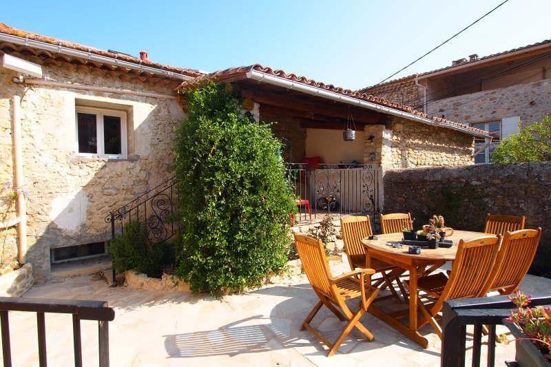 Produit d'investissement maison / villa Goudargues 205000€ - Photo 1