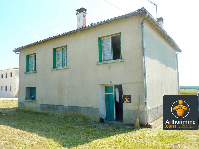 Sale house / villa Beauvais sur matha 83 600€ - Picture 3