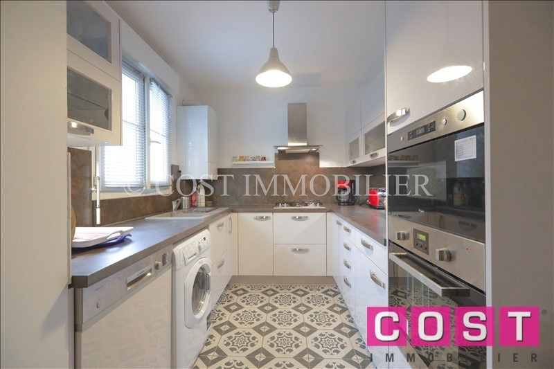 Vente appartement Asnieres sur seine 378 000€ - Photo 4