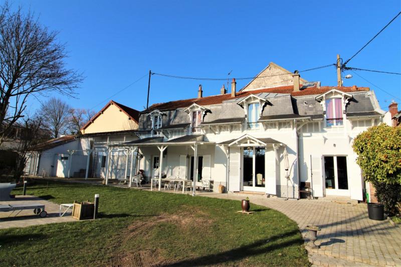 Sale house / villa Montlignon 730000€ - Picture 2