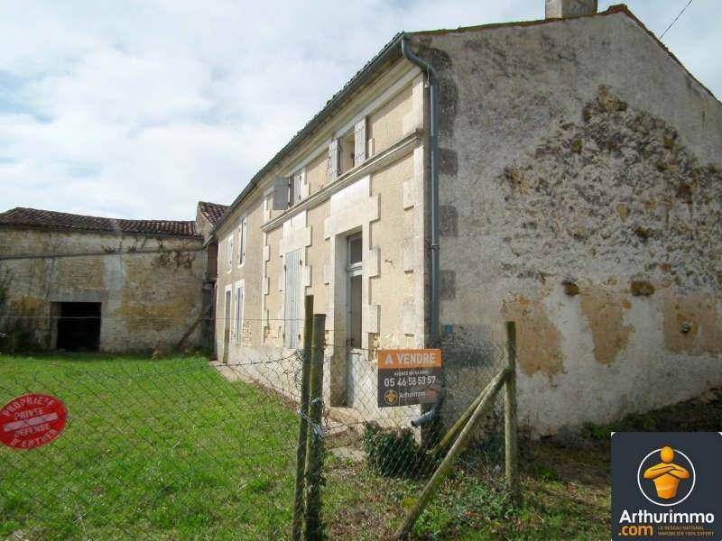 Sale house / villa Matha 43600€ - Picture 6