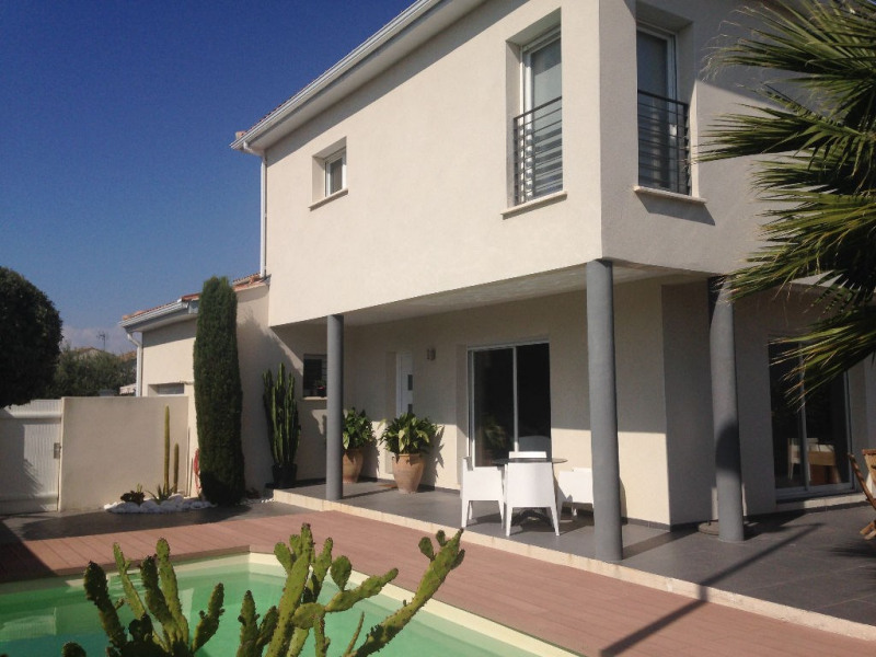 Sale house / villa Aigues mortes 497 000€ - Picture 1