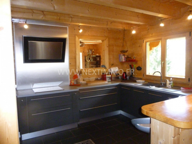 Venta  casa Saint-martin-vésubie 487000€ - Fotografía 5