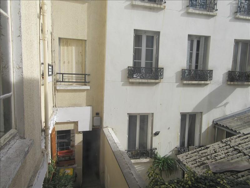 Sale apartment Paris 20ème 249000€ - Picture 5