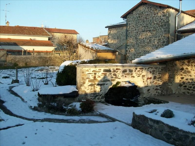 Vente maison / villa Neaux 149 000€ - Photo 1