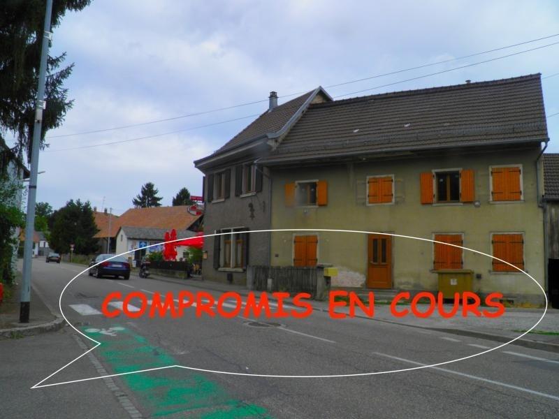 Vente immeuble Hegenheim 320000€ - Photo 1