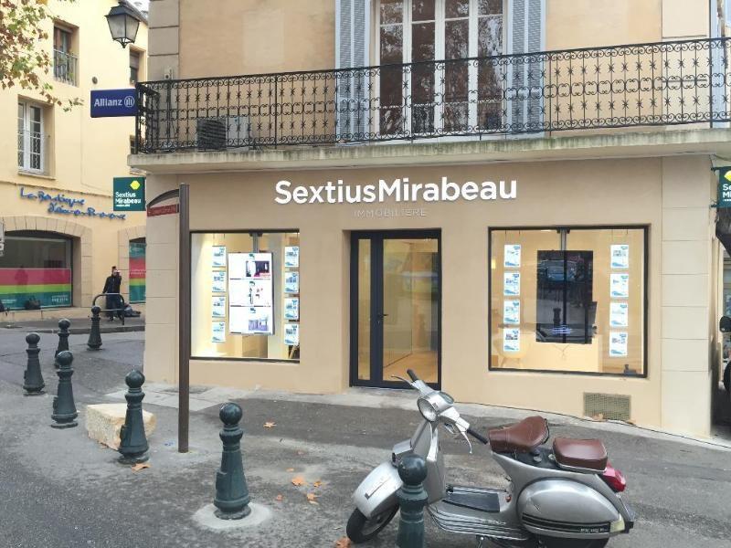 Verhuren  appartement Aix en provence 482€ CC - Foto 1