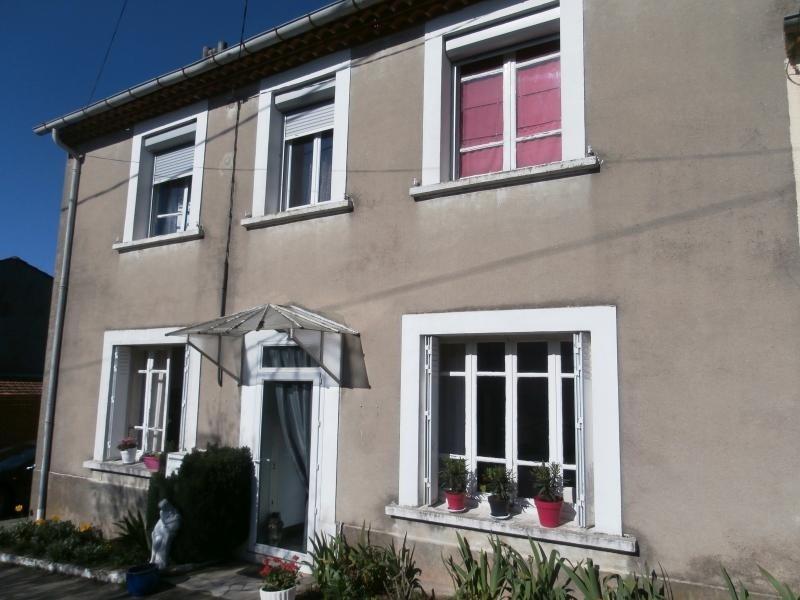 Vente maison / villa Labastide rouairoux 110000€ - Photo 1