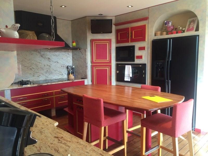 Sale house / villa Saint-maurice-l'exil 345000€ - Picture 2