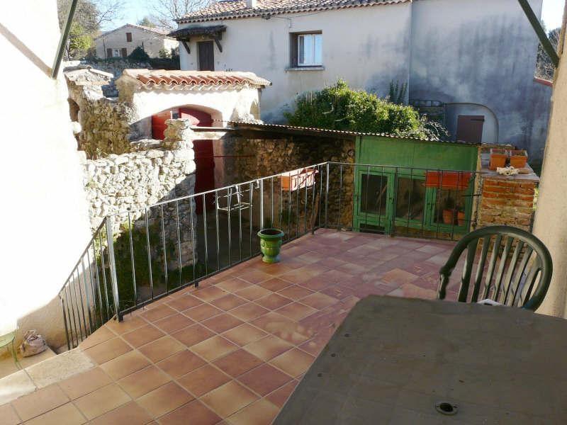 Vendita casa Lussan 129000€ - Fotografia 8