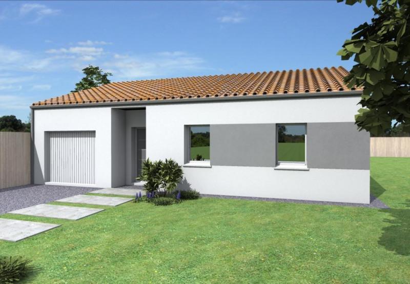Maison  5 pièces + Terrain 485 m² Le Girouard par ALLIANCE CONSTRUCTION LA ROCHE SUR YON