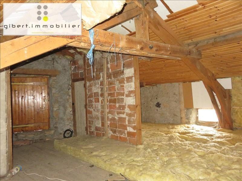 Sale house / villa St germain laprade 169500€ - Picture 8