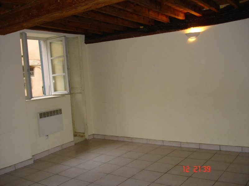 Sale apartment Cremieu 99900€ - Picture 1