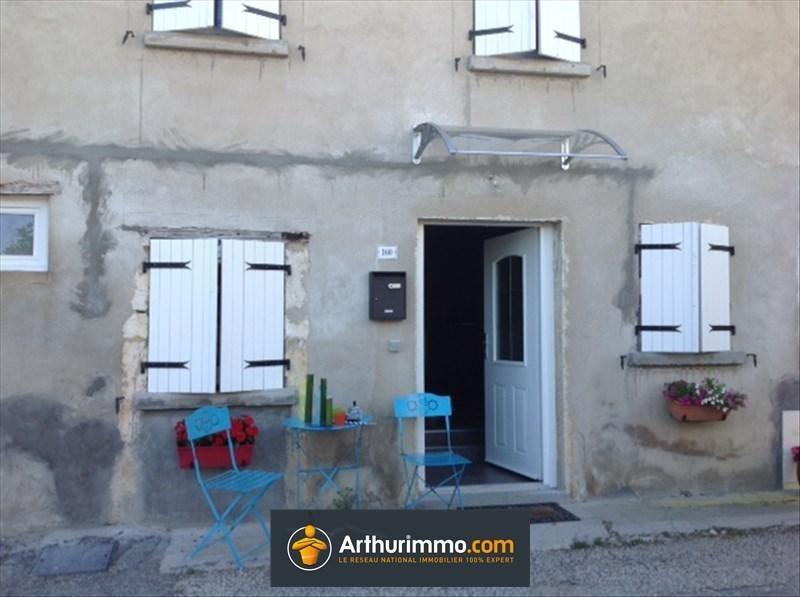 Vente maison / villa Morestel 165000€ - Photo 2