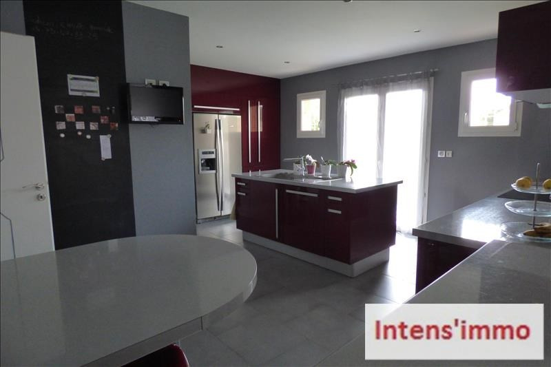 Sale house / villa Bourg de peage 406000€ - Picture 3