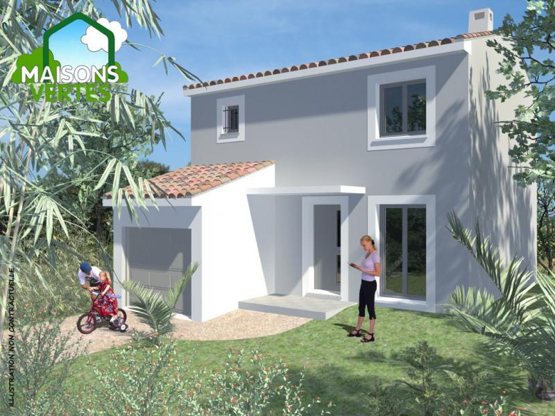 Maison  4 pièces + Terrain 168 m² Bassan par MAISONS VERTES DE L'AUDE - 34420 VILLENEUVE LES BEZIER