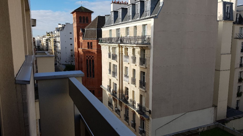 Verhuren  appartement Paris 14ème 940€ CC - Foto 1