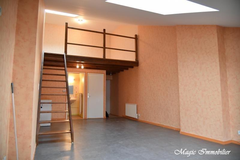 Rental apartment Nantua 291€ CC - Picture 4