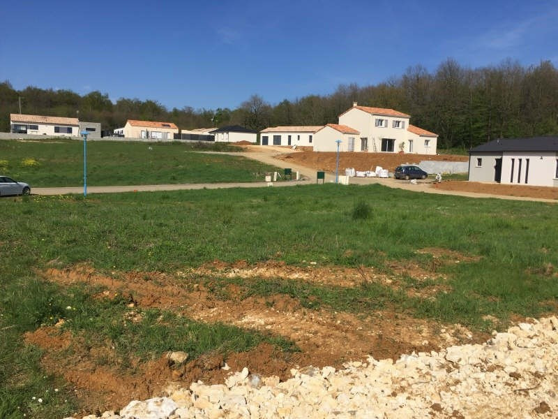 Vente terrain Liguge 69 000€ - Photo 1