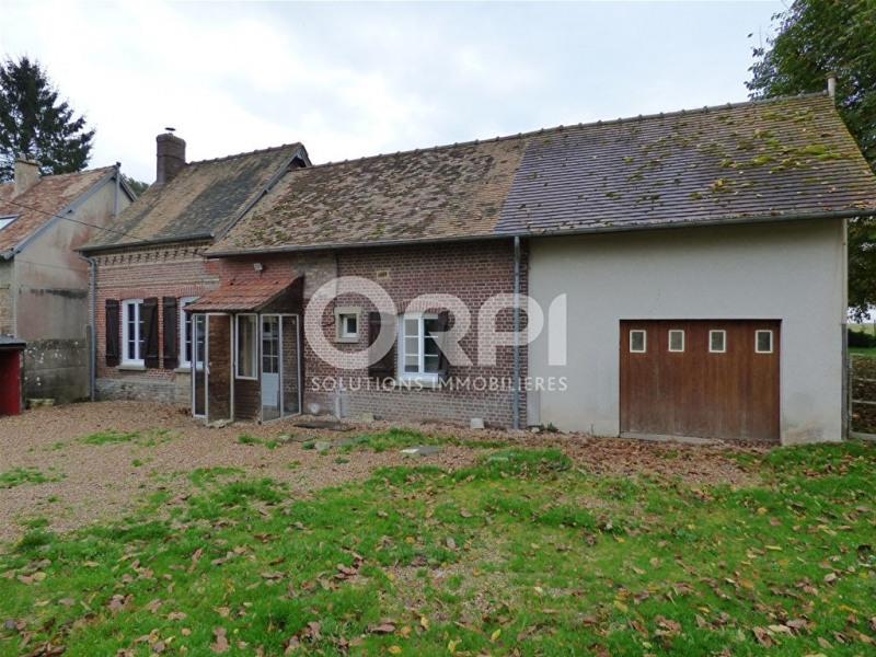Maison ancienne - Axe Les Andelys / Tourny - 2 c