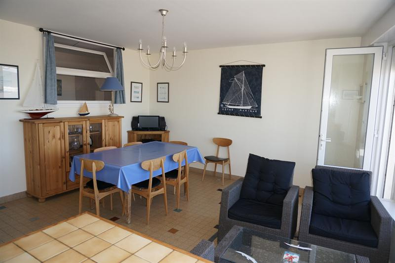 Location vacances appartement Stella plage 437€ - Photo 5
