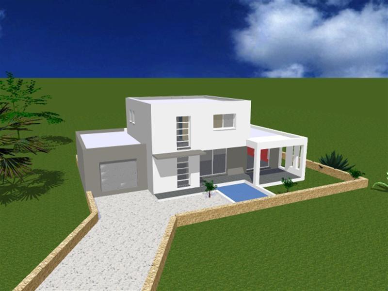 Maison  4 pièces + Terrain 500 m² Poulx (30320) par MAISON CLAUDE RIZZON MEDIT