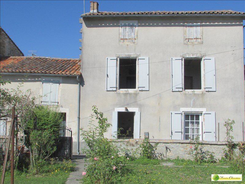 Vente maison / villa Aigre 50 000€ - Photo 1