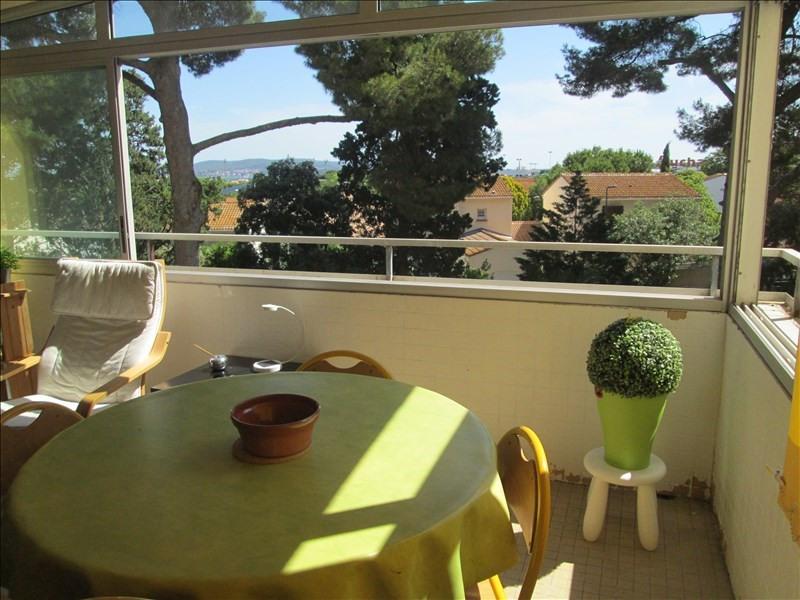 Sale apartment Sete 98000€ - Picture 1