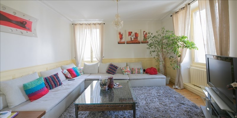 Deluxe sale apartment Annecy 990 000€ - Picture 1