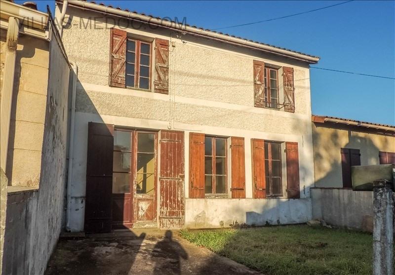 Sale house / villa Gaillan en medoc 88000€ - Picture 2