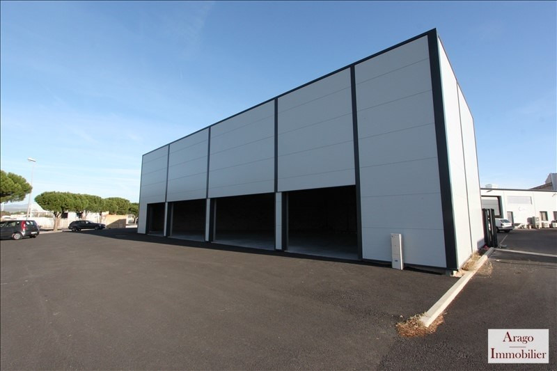 Location local commercial Rivesaltes 2 280€ HT/HC - Photo 1