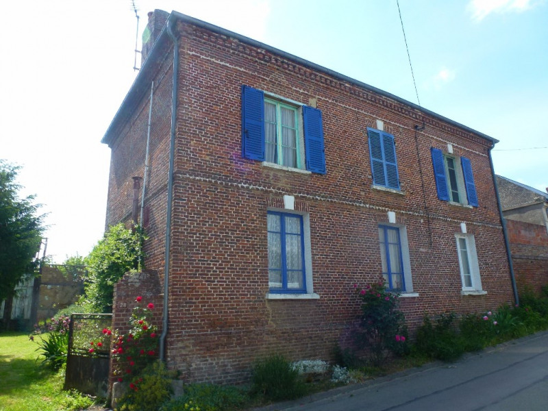 Vente maison / villa Marseille en beauvaisis 141500€ - Photo 1