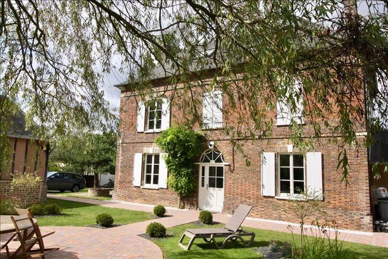 Vente maison / villa Conches en ouche 349000€ - Photo 17