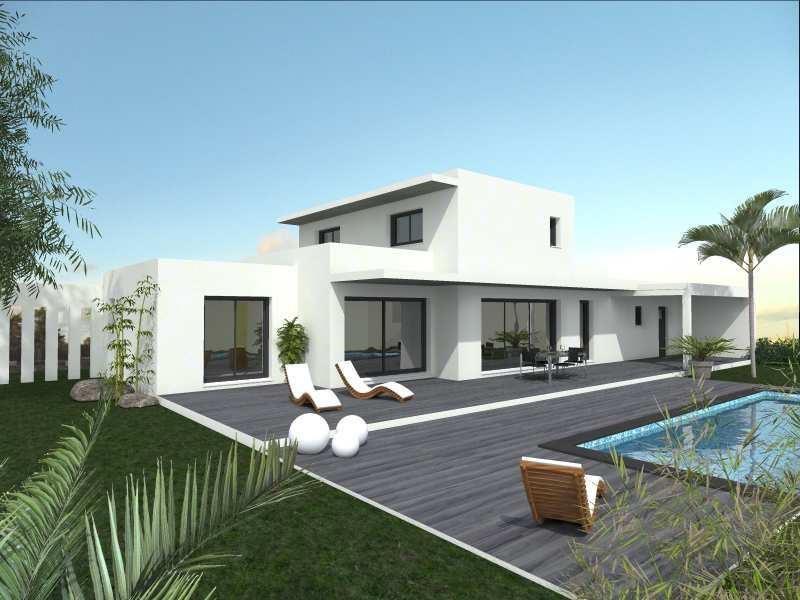 Maison  5 pièces + Terrain 600 m² Beaulieu par Domitia Construction
