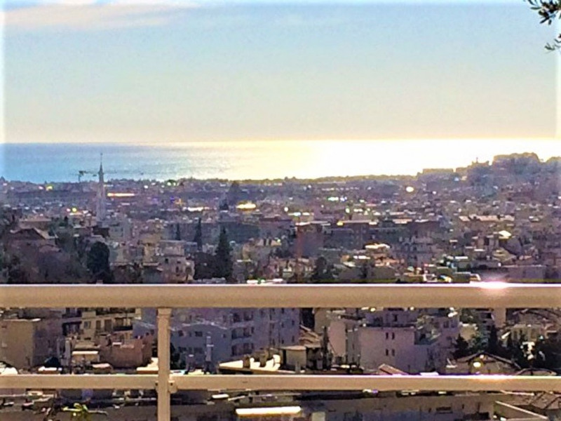 Vente de prestige appartement Nice 635000€ - Photo 2