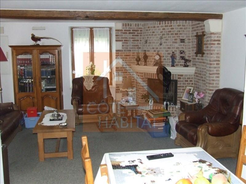 Sale house / villa Le nouvion en thierache 126500€ - Picture 2