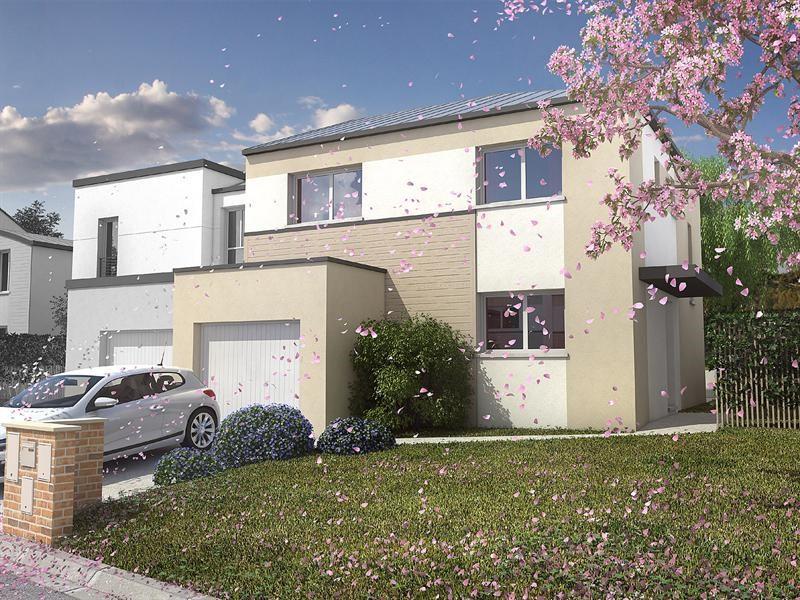 Maison  5 pièces + Terrain 281 m² Igny (91430) par LES MAISONS BELL  LES MAISONS ATLANTIS  LES ARCHITECTURIALES