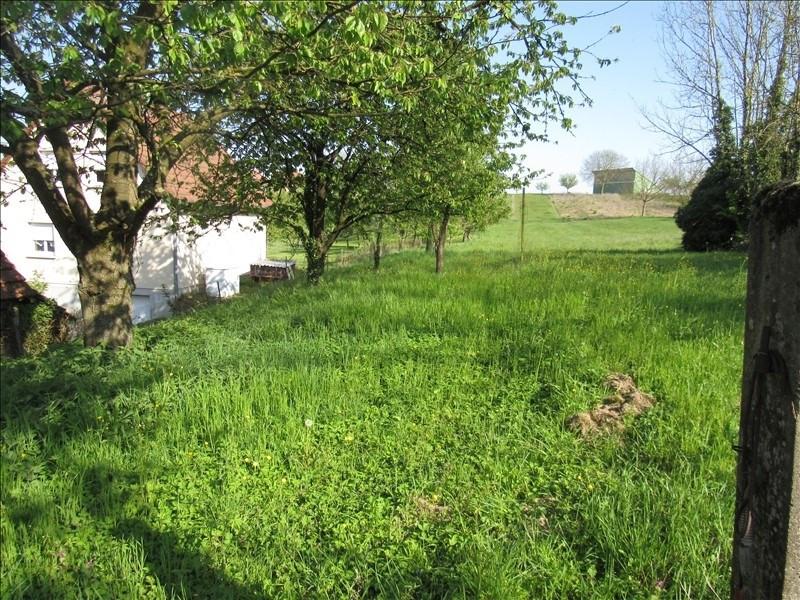 Sale site Wissembourg 93000€ - Picture 1