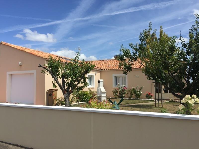 Vente maison / villa St vincent sur jard 260000€ - Photo 1