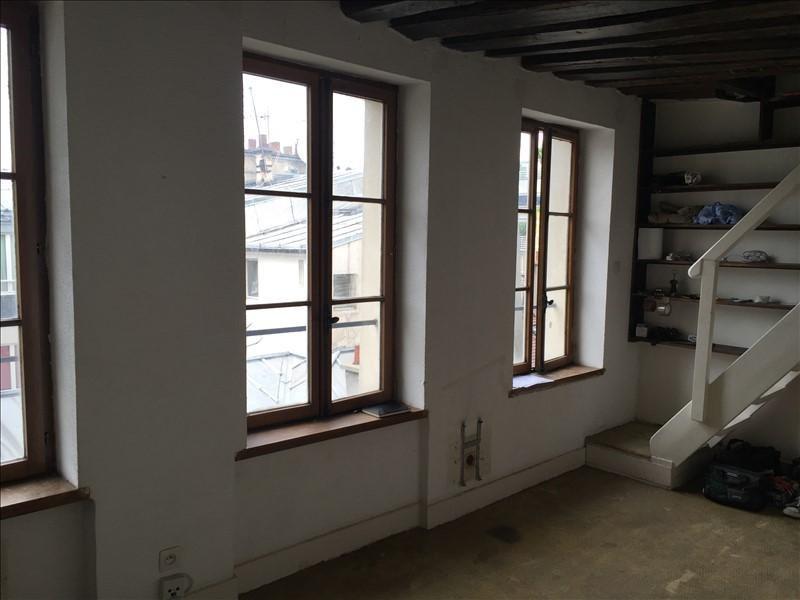 Sale apartment Paris 3ème 313000€ - Picture 2